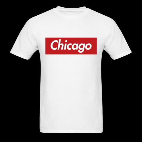 Chicago Supreme T-Shirt - Men's T-Shirt