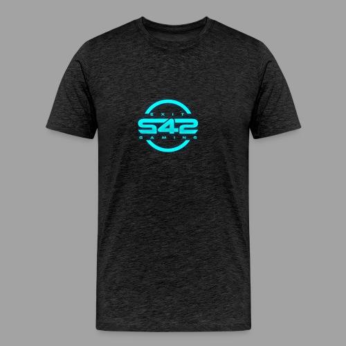 Exit 542 Gaming Tee - Men's Premium T-Shirt