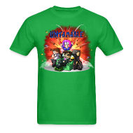 T-Shirts ~ Men's T-Shirt ~ Men's T Shirt: UNTAMABLE!