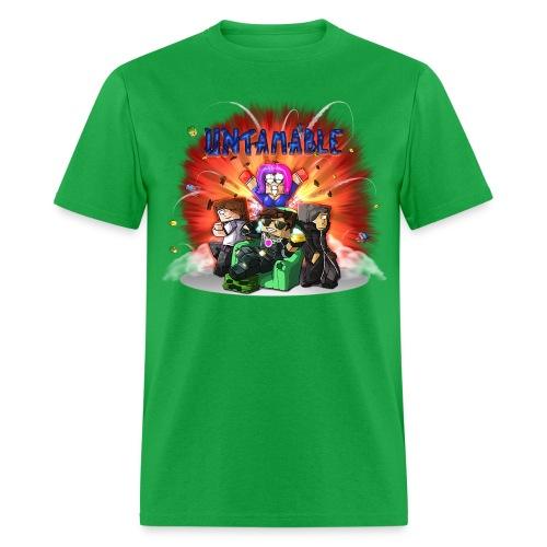 Men's T Shirt: UNTAMABLE! - Men's T-Shirt