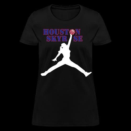 Houston Skyrise (W) Game Night - Women's T-Shirt