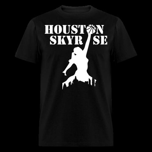 Houston Skyrise (M) Game Night - Men's T-Shirt