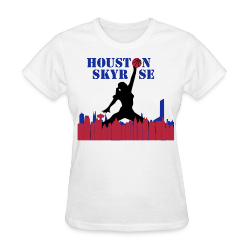 Houston Skyrise (W) Game Day - Women's T-Shirt