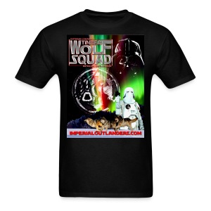 IO Ontario Canada Timber Wolf Squad Poster art Tee - Men's T-Shirt