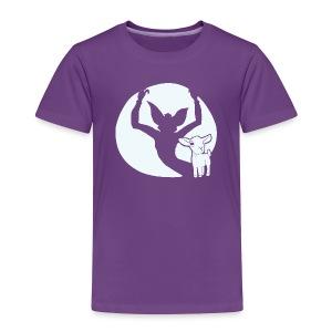 Toddler Goat Gremlin - Toddler Premium T-Shirt