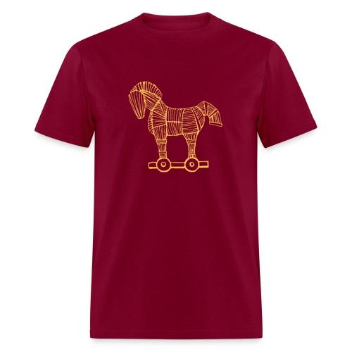 The Trojan  - Men's T-Shirt