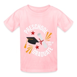 PreSchool Graduate - Kids' T-Shirt