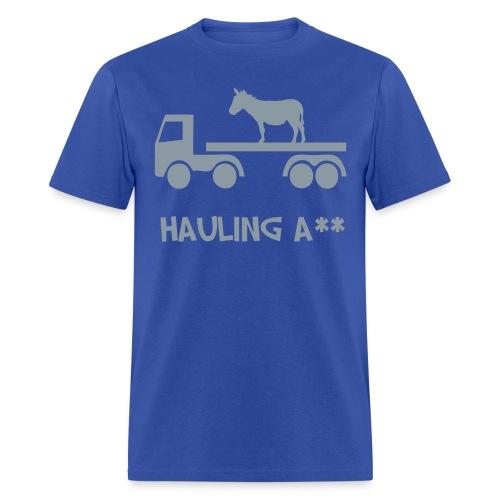 Hauling - Men's T-Shirt
