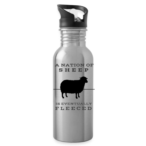 Sheep Water Bottle - Water Bottle