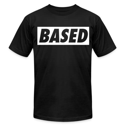 Based - Men's Fine Jersey T-Shirt