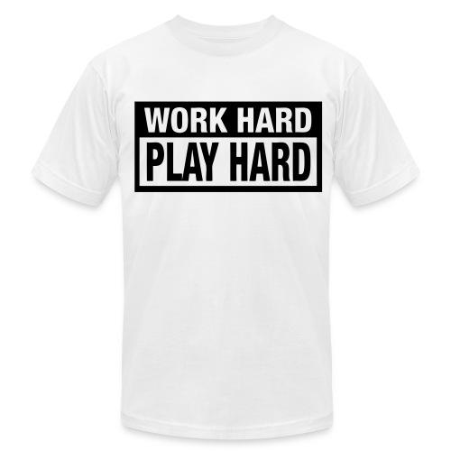 Work - Men's Fine Jersey T-Shirt