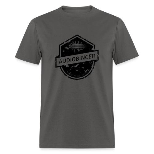 Mens Tee Worn Down Logo - Men's T-Shirt