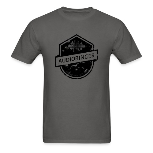 Mens Tee Worn Down Logo - Men's T-Shirt