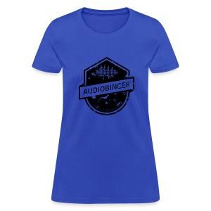 Womens Tee Worn Down Logo - Women's T-Shirt