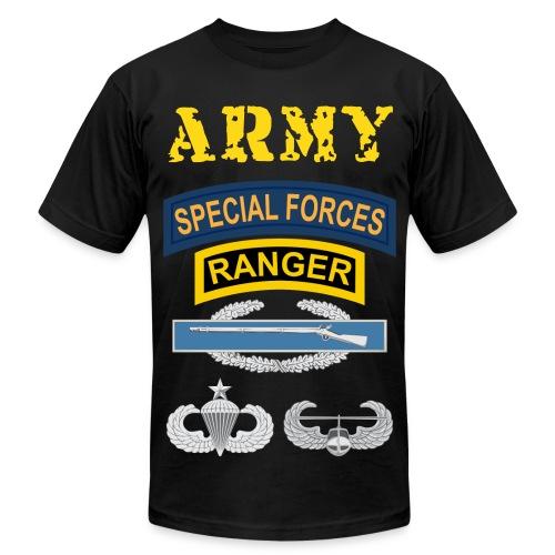 Army - Men's Fine Jersey T-Shirt