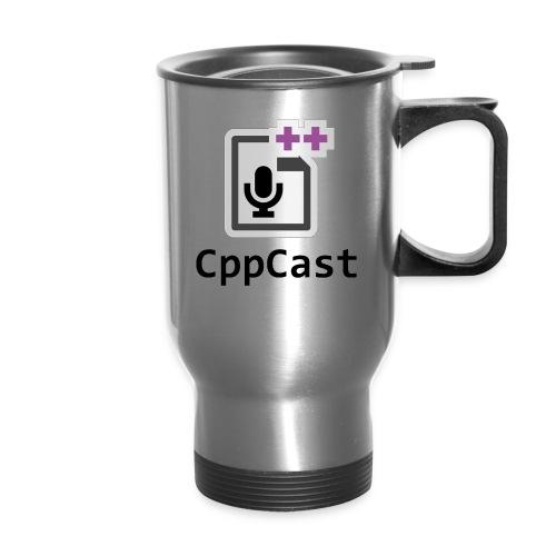 Logo Travel Mug - Travel Mug