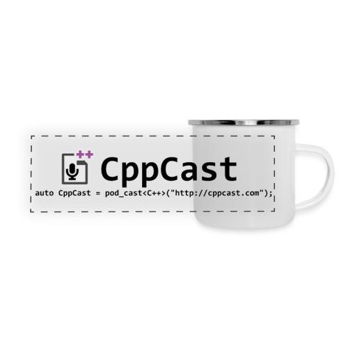 Logo Camper Mug - Panoramic Camper Mug