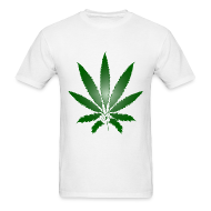 T-Shirts ~ Men's T-Shirt ~ PeaceAndPot Men's Shirt