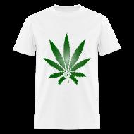 T-Shirts ~ Men's T-Shirt ~ PeaceAndPot Men's Shirt