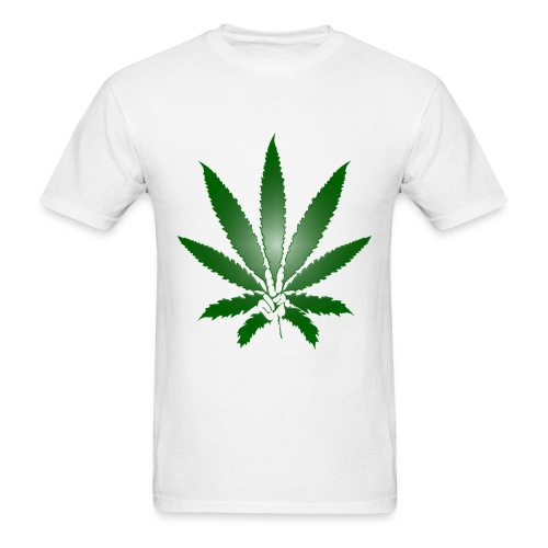 PeaceAndPot Men's Shirt - Men's T-Shirt