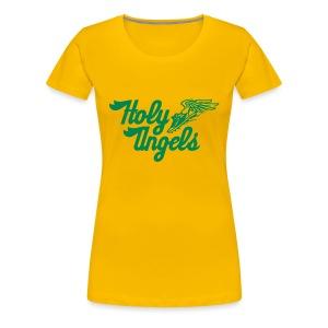 HOLY ANGELS - Women's Premium T-Shirt