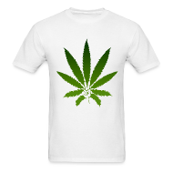T-Shirts ~ Men's T-Shirt ~ PeaceAndPot Men's Shirt 2
