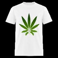 T-Shirts ~ Men's T-Shirt ~ PeaceAndPot Men's Shirt 2