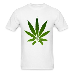 PeaceAndPot Men's Shirt 2 - Men's T-Shirt