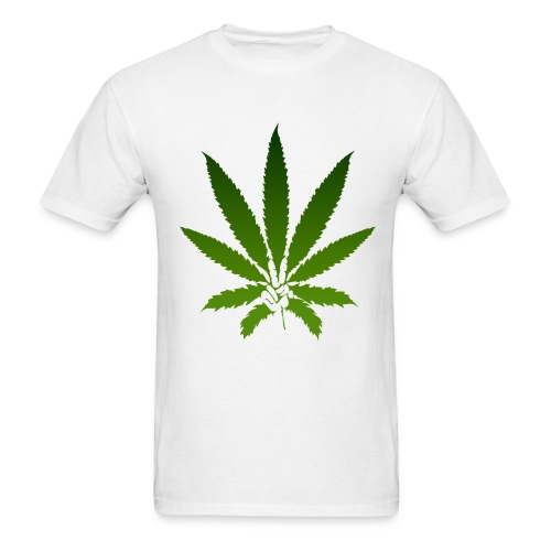 PeaceAndPot Men's Shirt 2 - Men's T-Shirt