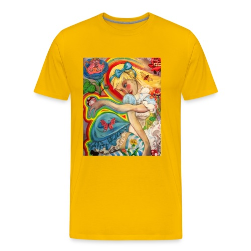 Alice Tarot - By Dame Darcy - Men's Premium T-Shirt