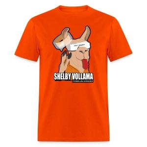 Shelby Vollama - Men's T-Shirt