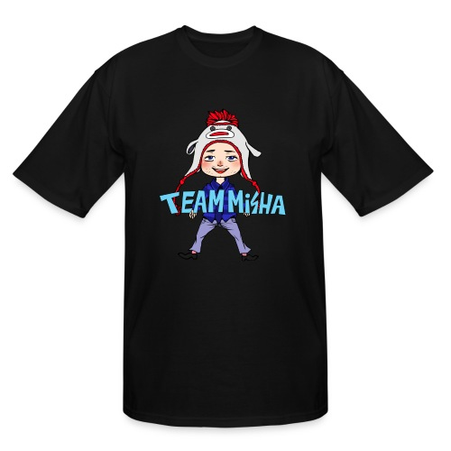 Team Misha [DESIGN BY CHARLIE] - Men's Tall T-Shirt