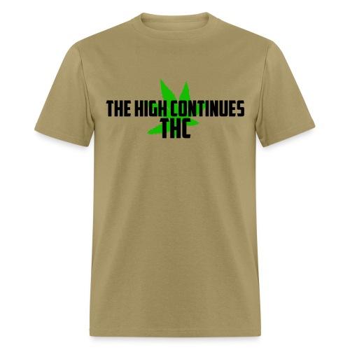 THC Tee - Men's T-Shirt