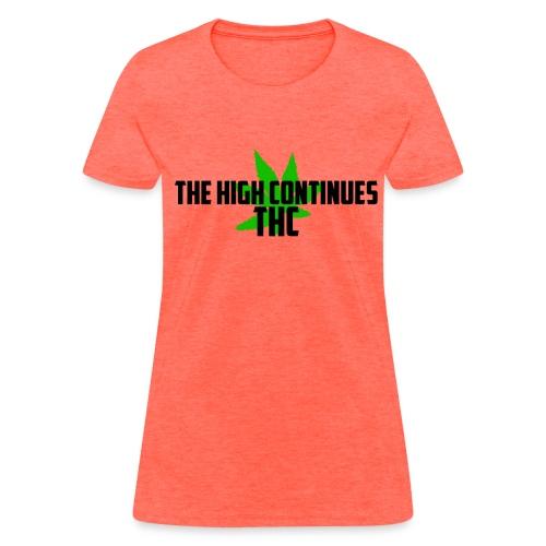 THC Tee - Women's T-Shirt