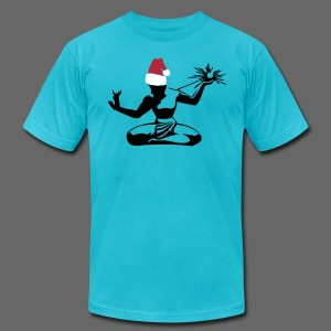 Spirit of Christmas - Men's T-Shirt by American Apparel