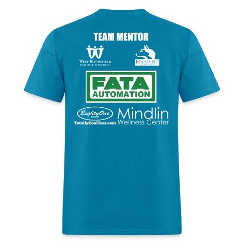 JAB Team Shirt Mentor - Men's T-Shirt