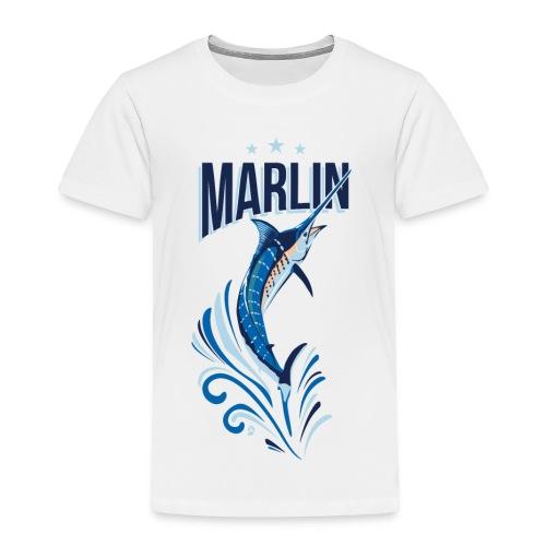 AD Marlin - Toddler Premium T-Shirt