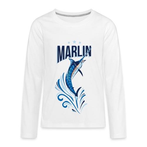 AD Marlin - Kids' Premium Long Sleeve T-Shirt