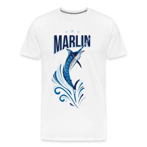 AD Marlin - Men's Premium T-Shirt