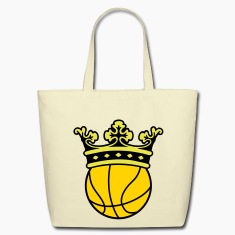 Basketball Crown Bags
