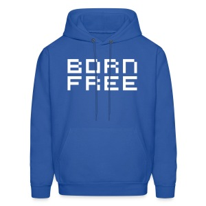 Born Free - Men's Hoodie