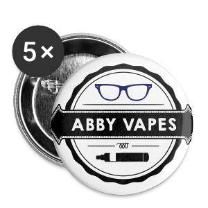 AbbyVapes Large Buttons - Large Buttons