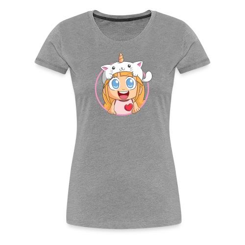 Women's Shirt (Grey) - Women's Premium T-Shirt