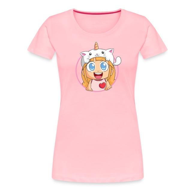 Women s Shirt (Pink) 8c3ca2da6