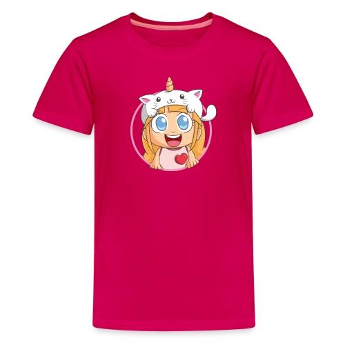 Kids' Shirt (Pink) - Kids' Premium T-Shirt