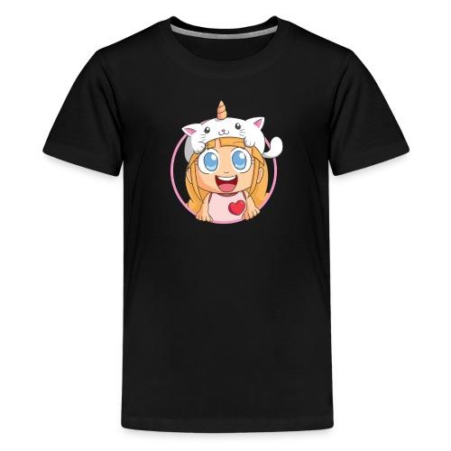 Kids' Shirt (Black) - Kids' Premium T-Shirt