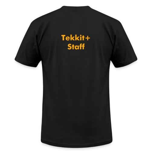 Tekkit+ Staff  - Men's Fine Jersey T-Shirt