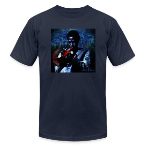 Kind of Blue Miles Davis T - Men's T-Shirt by American Apparel