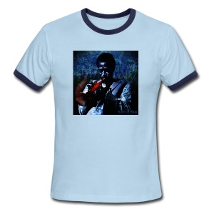 Kind of Blue Miles Davis T - Men's Ringer T-Shirt