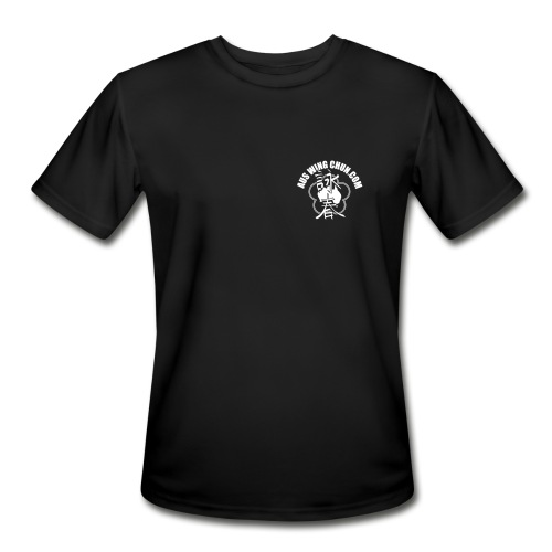 50%POLY  Aus Wing Chun Adults  - Men's Moisture Wicking Performance T-Shirt